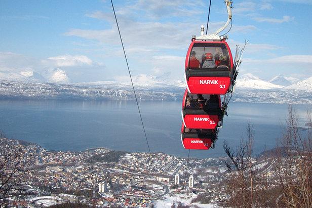 a28852ed Narvikfjellet åpner skibakkene i pinsen