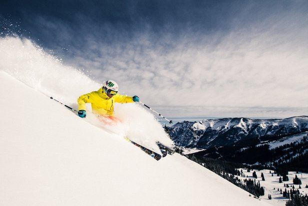 Aspen, Copper, Vail & Breckenridge Extend Season- ©Liam Doran