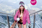 Female Ski Instructor Calendar 2014 - ©Hubertus Hohenlohe/www.skiinstructors.at