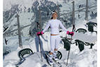 Ms January 2014 - Female Ski Instructor Calendar