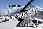 Aravis : La Clusaz vs Le Grand Bornand