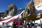 Cortina d'Ampezzo: The Most Scenic World Cup Venue of Them All  - ©Shauna Farnell