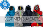 4 Top Men's Ski Jackets: 2014 Editors' Choice
