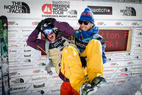 Freeride World Tour 2014: Chamonix #2