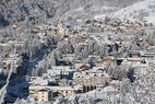 Fresh snow in Bardonecchia Jan. 14, 2014