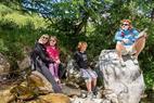Un été en famille à Val d'Isère - © Office de Tourisme de Val d'Isère