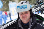 OnTheSnow Ski Test, represent!  - ©Cody Downard Photography