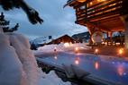 Sélection de chalets haut de gamme - ©Chalet Spa Verbier