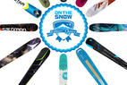 2015 Editors' Choice: Our 41 Favorite Skis
