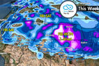 Snow Before You Go: Powder Hounds, Clear Your Calendars - ©Meteorologist Chris Tomer