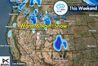 Snow Before You Go: Spring is in the Air - © Meteorologist Chris Tomer