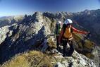 Vom Einsteiger bis zum Profi: Fünf Klettersteige in Deutschland, Österreich und der Schweiz - ©Wolfgang Ehn