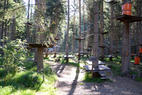 Seilpark Engadin - ©Seilpark Engadin