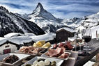Luxus na horách: Najexkluzívnejšie horské chaty v Alpách - ©Chez Vrony