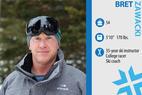 Ski Tester: Bret Zawacki - Bret Zawacki. Job in