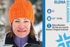 Ski Tester: Elena Balandina - ©Liam Doran