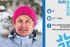 Ski Testers: Susi Muecke - Susi Muecke. Job in