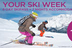 Your ski week !  - ©Les Contamines - Montjoie
