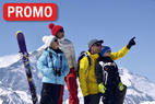 Enjoy all La Plagne's great deals ©La Plagne