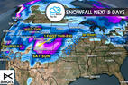 1.12 Snow Before You Go: Pineapple Express Final Powder Push ©Meteorologist Chris Tomer