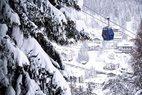 Espectaculares condiciones de nieve en Austria para estas Navidades