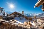 Fire vidunderlige Alpe-chaleter vi gladelig besøker ©www.skiverbierexclusive.com