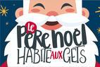 Le Père Noël habite aux Gets - ©Office de Tourisme Les Gets