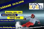 Gugel: Začiatok zimnej sezóny 2016/17 - ©Ski centrum Gugel