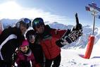 Les grands domaines skiables français - © Domaine des Sybelles