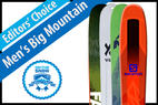 The 4 Best Men's Big Mountain Skis of 2017/2018
