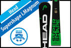 Head Supershape i.Magnum: Men's 17/18 Technical Editors' Choice Ski - © Head