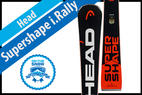 Head Supershape i.Rally: Men's 17/18 Frontside Editors' Choice Ski - © Head