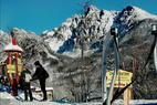 Sezónu v Tatranské Lomnici otevře lyžovačka z Lomnického sedla - © archív TMR