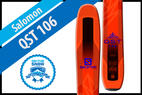 Salomon QST 106: Men's 17/18 Big Mountain Editors' Choice Ski - © Salomon