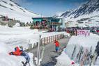 Nå åpner Stryn sommerskisenter - ©Stryn Sommerskisenter