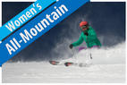 2017/2018 Women's All-Mountain Ski Boots