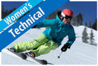 Women's Technical Ski Buyers' Guide 17/18 - © Dan Campbell, courtesy of Masterfit Media