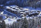 Valmorel  - ©Station de ski de Valmorel