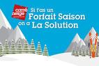 Carré Neige Saison : Skiez rassurés pour 35€ par saison