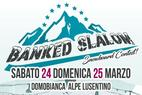 Banked Slalom Snowboard Contest sulle piste di Domobianca ©www.domobianca.it