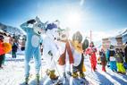 Bobby's Schneeabenteuer in Obertauern