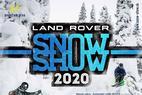 Land Rover SNOW SHOW 2020 - © SKI PARK Kubínskahoľa