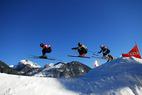 Spektakel pur im Obersimmental - © Swiss-Ski