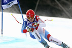 Suter feiert Abfahrts-Premierensieg  - © www.worldcuptarvisio.com