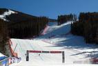Beaver Creek und Vail treten an - ©Doug Haney U.S. Ski Team