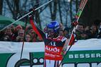 Miller überzeugt in Kitzbühel - Cuche und Büchel gewinnen Speed-Rennen - ©www.hahnenkamm.com