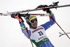 Albrecht Sieger der Mini-WM im Ski-Weltcup - ©Atomic