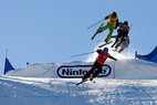 Ski Cross Rennen am Spitzingsee gesichert - ©www.andimayr.de