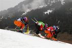 Großes Finale der Swiss Skicross Series - ©Patrick Gautschy
