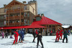 Top Resorts to Learn How to Ski: Kimberley, Canada - ©Becky Lomax